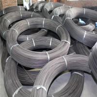 Galvanized steel flexible duct wire