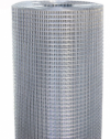 Electric galvanized welded wire mesh panell