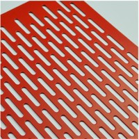 Square Hole Expanded Metal Mesh