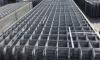 Reinforced rebar welded wire mesh panel