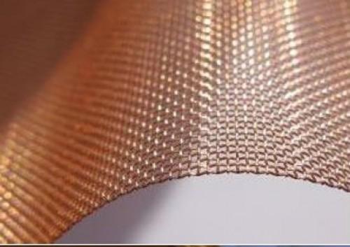 Brass/Copper Wire Mesh