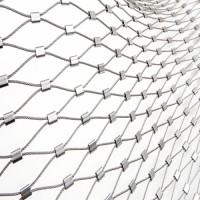 Steel Wire Rope Mesh