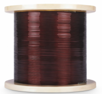 Rectangular Enamelled magnet of Copper wire
